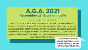A.G.A 2021 pour site web